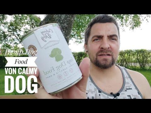 Hemp Dog Food von Calmy Dog