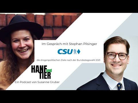 Im Gespräch mit Stephan Pilsinger MdB CSU   Susanne Gruber