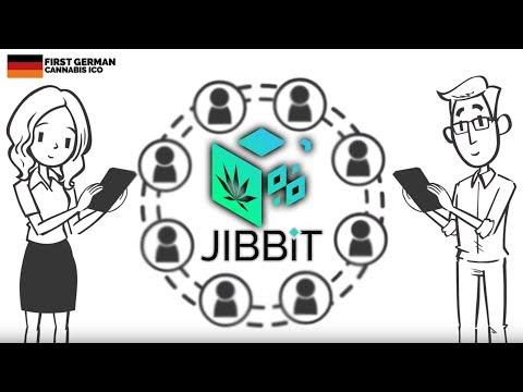 What is Jibbit? The Jibbit ICO explain video - Blockchain meets cannabis 2018 (German ICO)