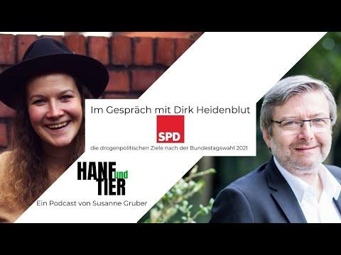 Im Gespräch mit Dirk Heidenblut MdB SPD   Susanne Gruber
