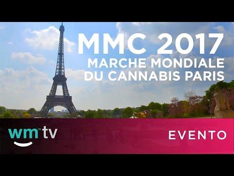 MMC2017 - Marcha Mundial del Cannabis Paris
