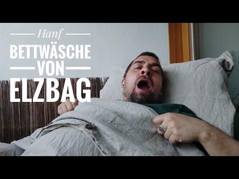 Hanf Bettwäsche von Elzbag