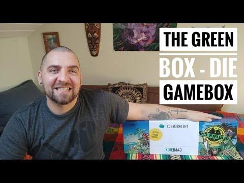 The Green Box - Die GameBox