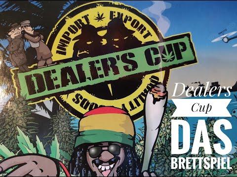 Dealers Cup - Das Gesellschaftsspiel