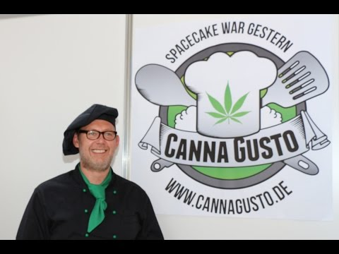Canna Gusto kocht mit Cannabinoiden