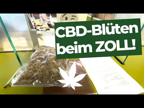 CBD-Blüten über die Grenze bringen - Zoll und deutsche Bürokratie!
