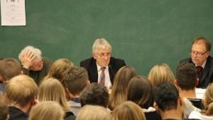 Hubertus Wimber im Gespräch