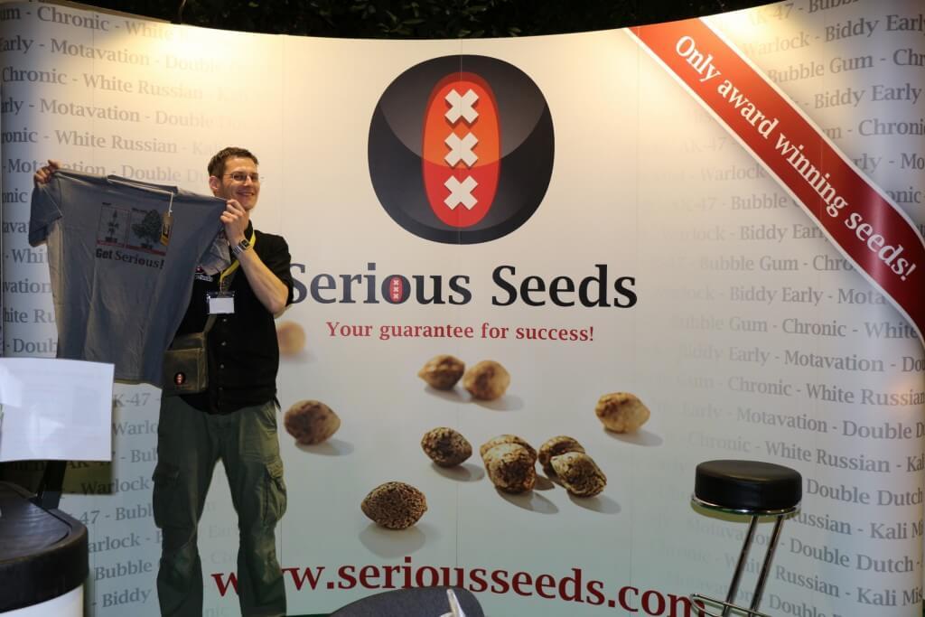 AK47 stammt von Serious Seeds
