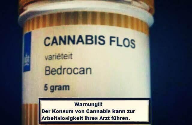 Medikamente Cannabis