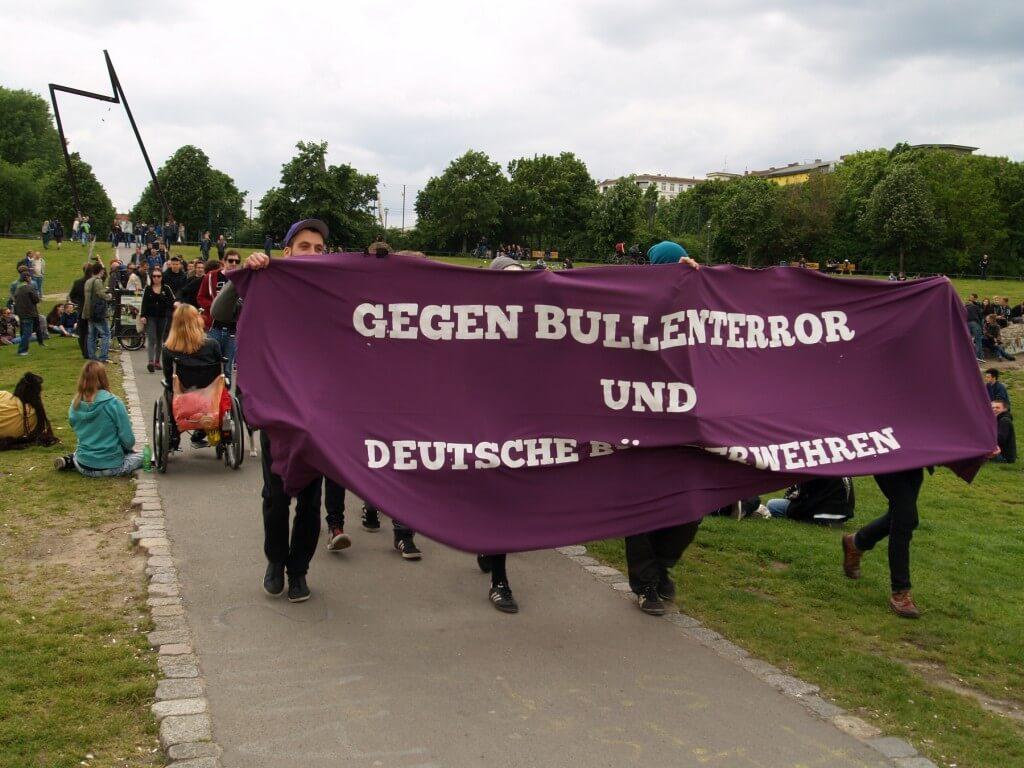 "Görlitzer Park gegen ""Bullenterror"" am GMM 2014!"