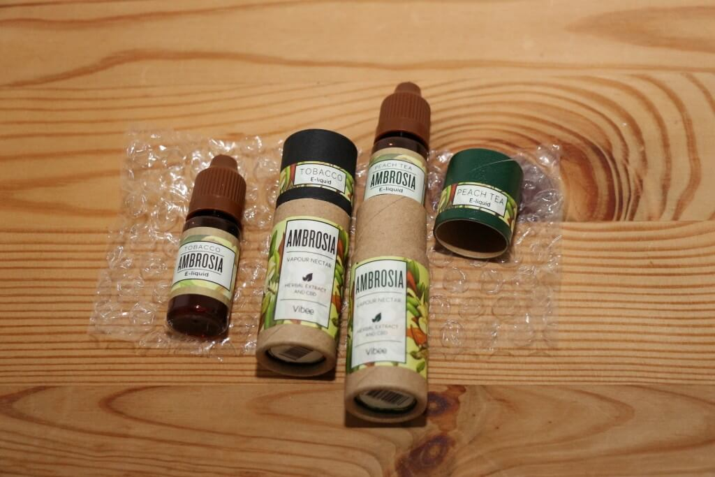 CBD Liquid für die E-Zigarette