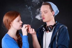 Cannabis-Einstiegsdroge