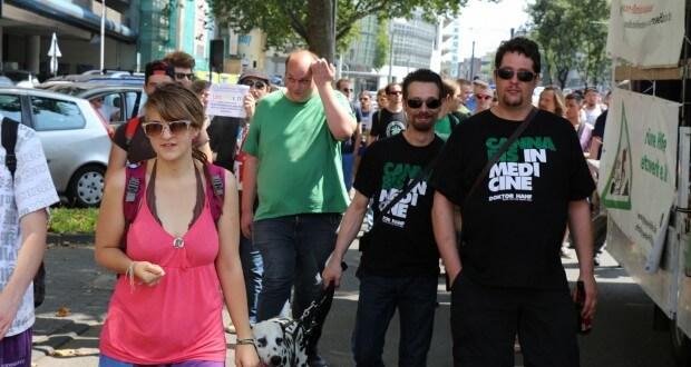 Frankfurter Gäste auf der Dampfparade 2014
