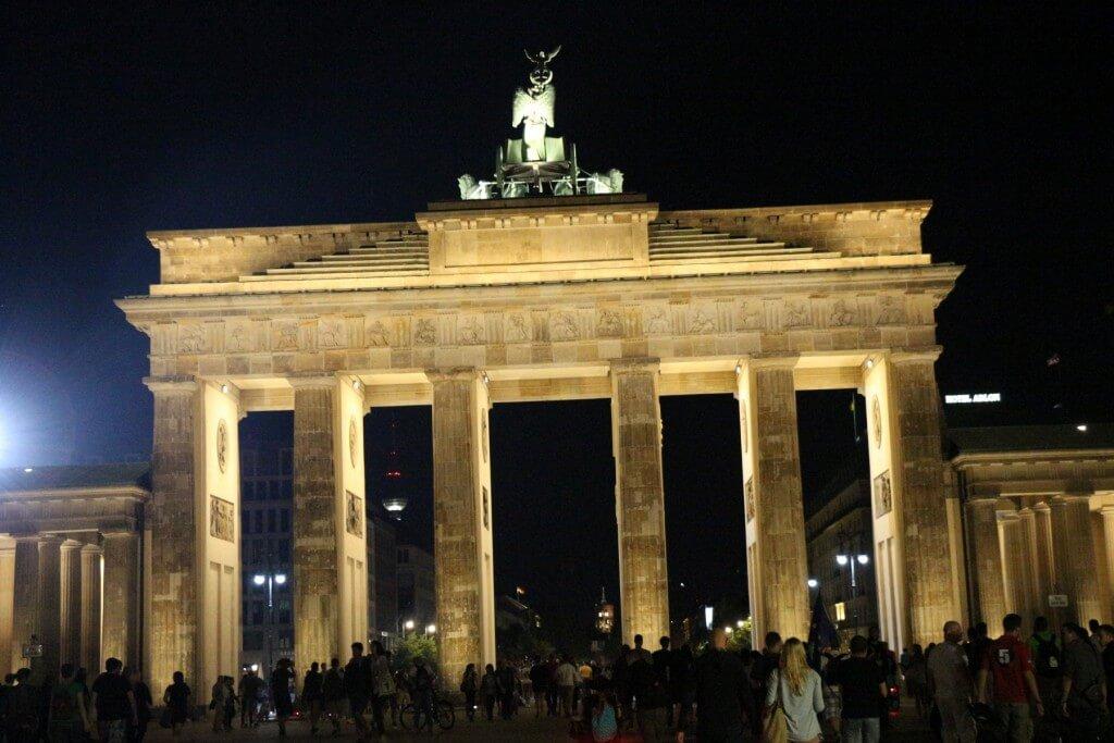 Hanfparaden Abschlusskundgebungen wieder beim Brandenburger Tor!