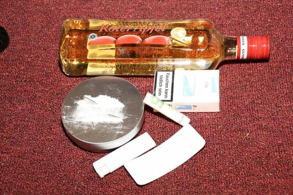 Ist Hanf eine Droge, Alkohol und Tabak aber nicht?