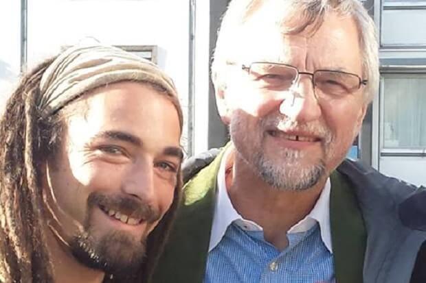 Selassikai mit Andreas Hupke auf GMM Köln 2015
