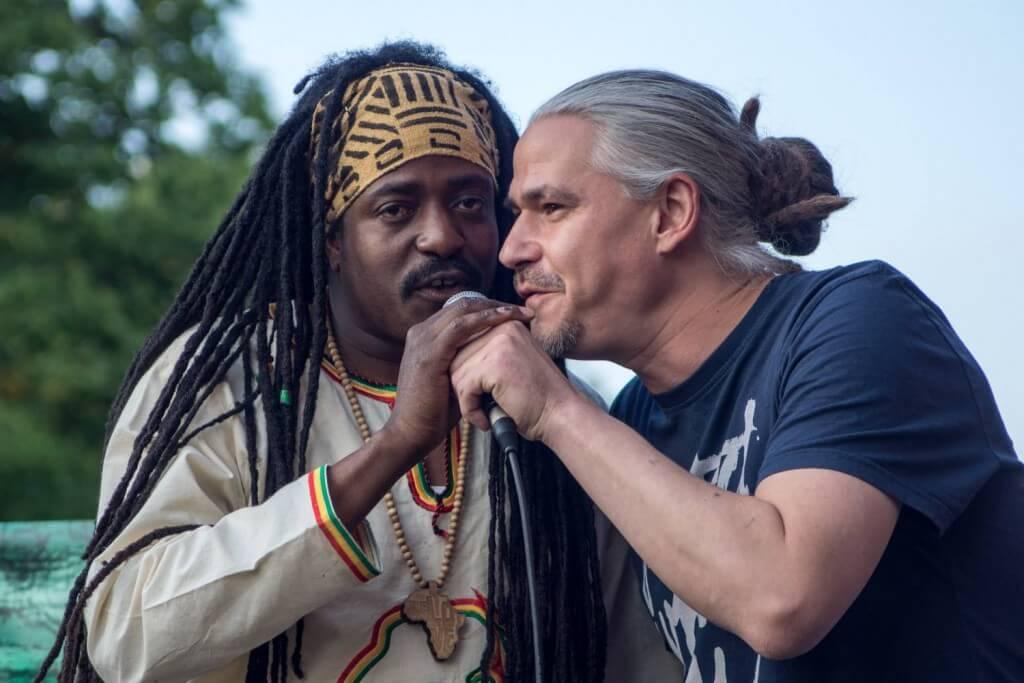 Yah Meek und Ganjaman bald auf dem Reggae im Hanffeld!