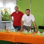 Grüne Besserung Startup auf der Cannabis XXL 2015