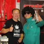 Ziggy Jackson auf der Cannabis XXL 2015