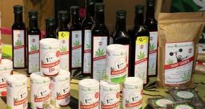 Hanföl ist gesund und erhältlich