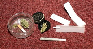 Religionsausübung der First Chirch of Cannabis