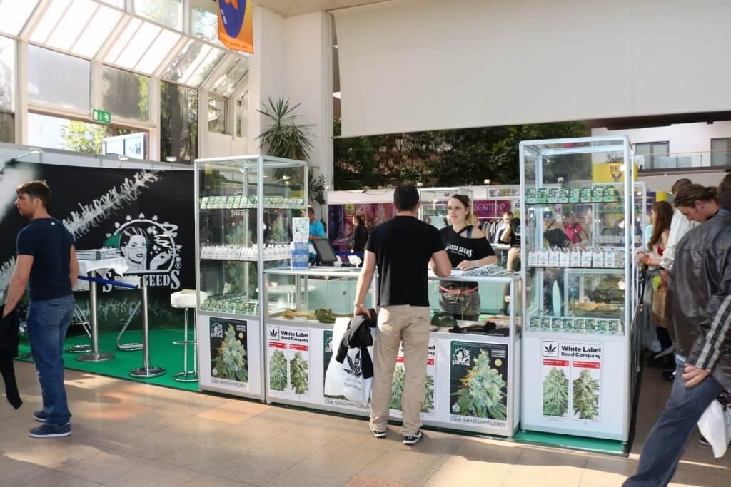 Vermutlich keine Seedbanks auf der Canna Berlin