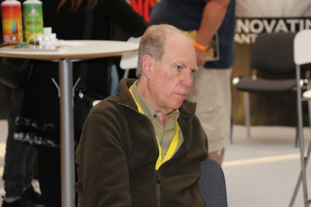 Ed Rosenthal als Profi für CO2 Indoor Growing