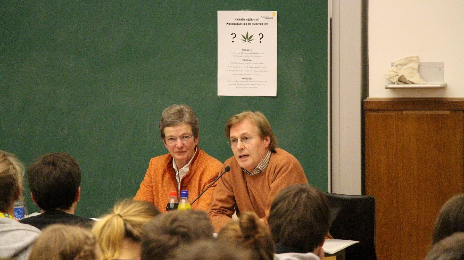 Prohibionisten: Peter Biesenbeck, CDU MdL NRW
