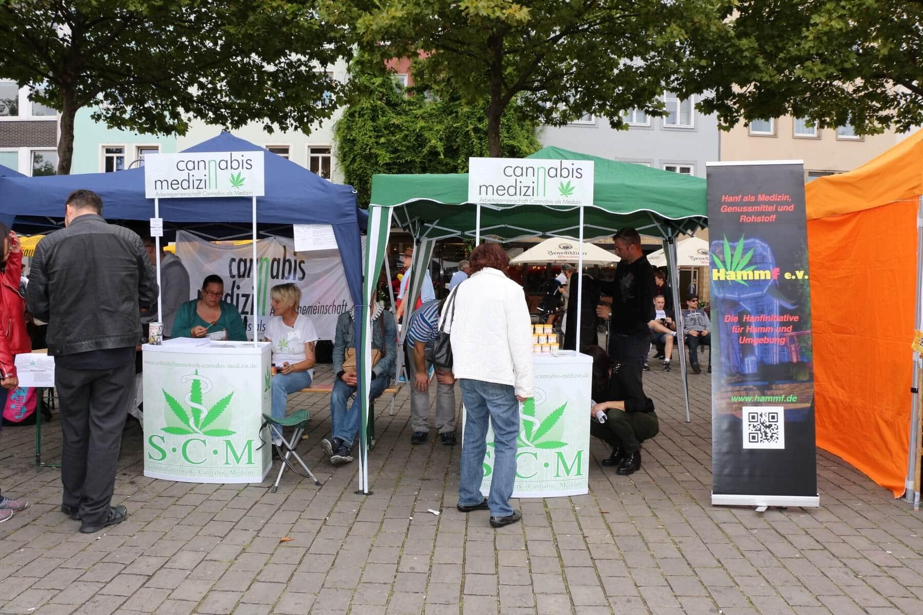Selbsthilfenetzwerk Cannabis Medizin