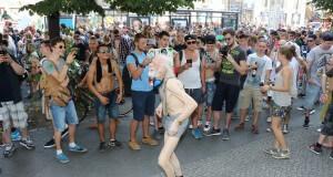 Hanfparade 2015: Verheerende Auswirkungen des Cannabiskonsums: Noch immer nicht auf H!