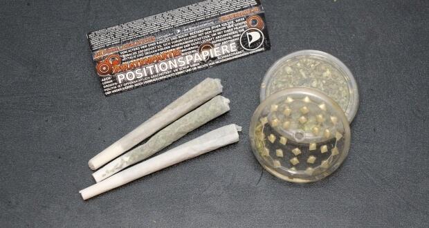 Cannabis als Dopingmittel
