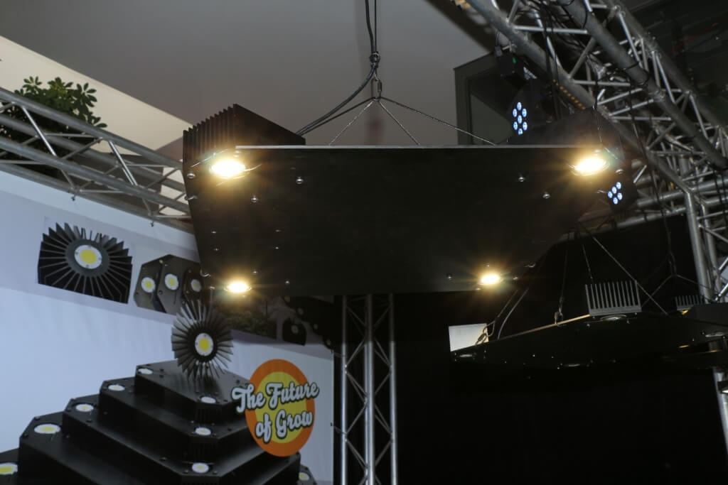 Neue LED Technik für das Indoor Growing