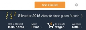 Boost auf Amazon