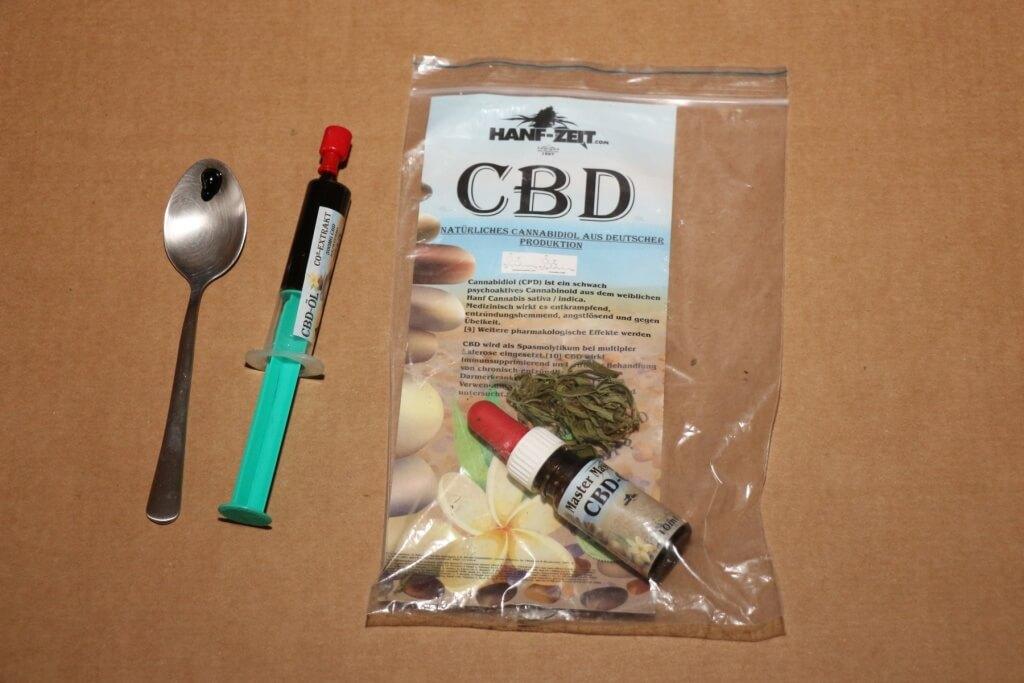 Marihuana als Rohstoff für Extrakte