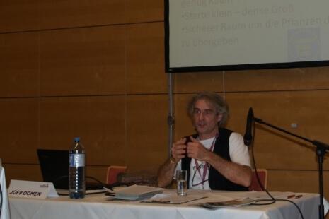 Vortrag auf der Cultiva 2013