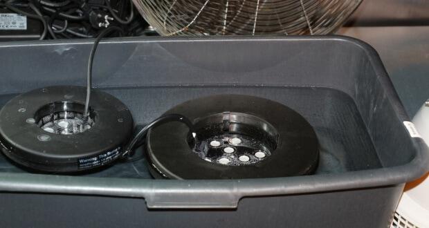 Osmosewasser für Ultraschallluftbefeuchter