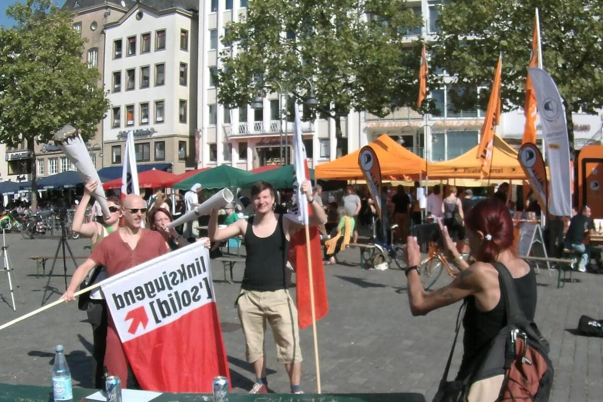 Linke für die Legalisierung von Hanf
