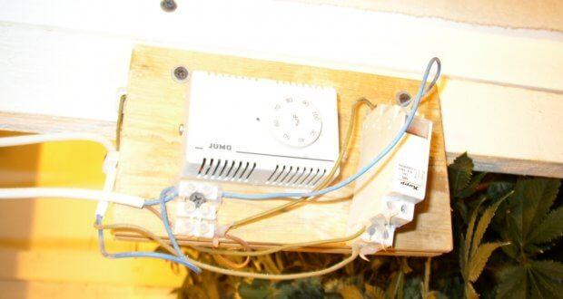 Den Strom weiter leiten, wenn er gerade nicht fließt