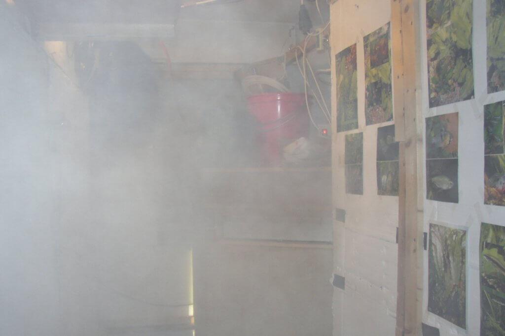 Der KB 10 Luftbefeuchter mit viel Leistung für den kleinen Raum