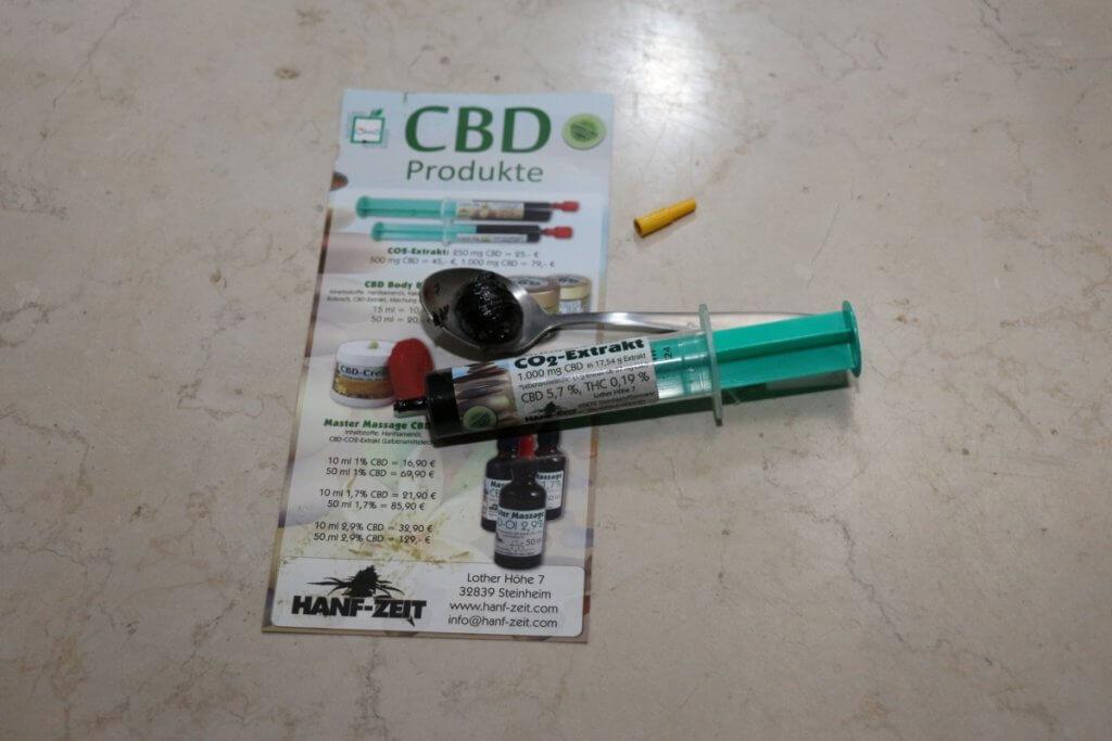 Cannabis macht nicht immer high