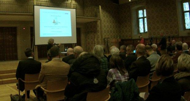 Eröffnung der Fachtagung in Münsterq
