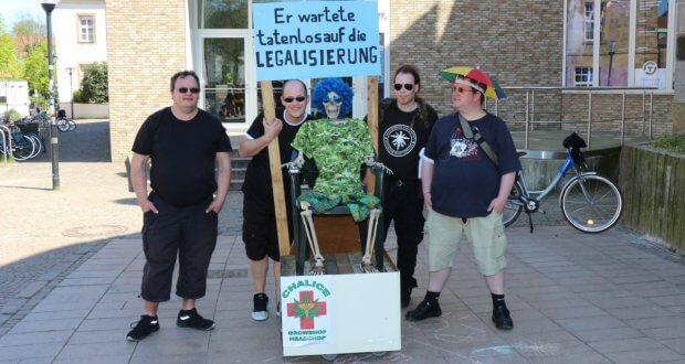 Für einen von uns kommt die Legalisierung definitiv viel zu spät