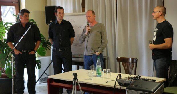 Der Deutsche Hanfverband mit hochkarätiger Unterstützung