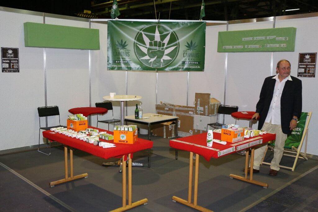 Der Cannabis Verband Bayern liefert viele unbezahlte Stunden, nicht nur für die Cannabispetition