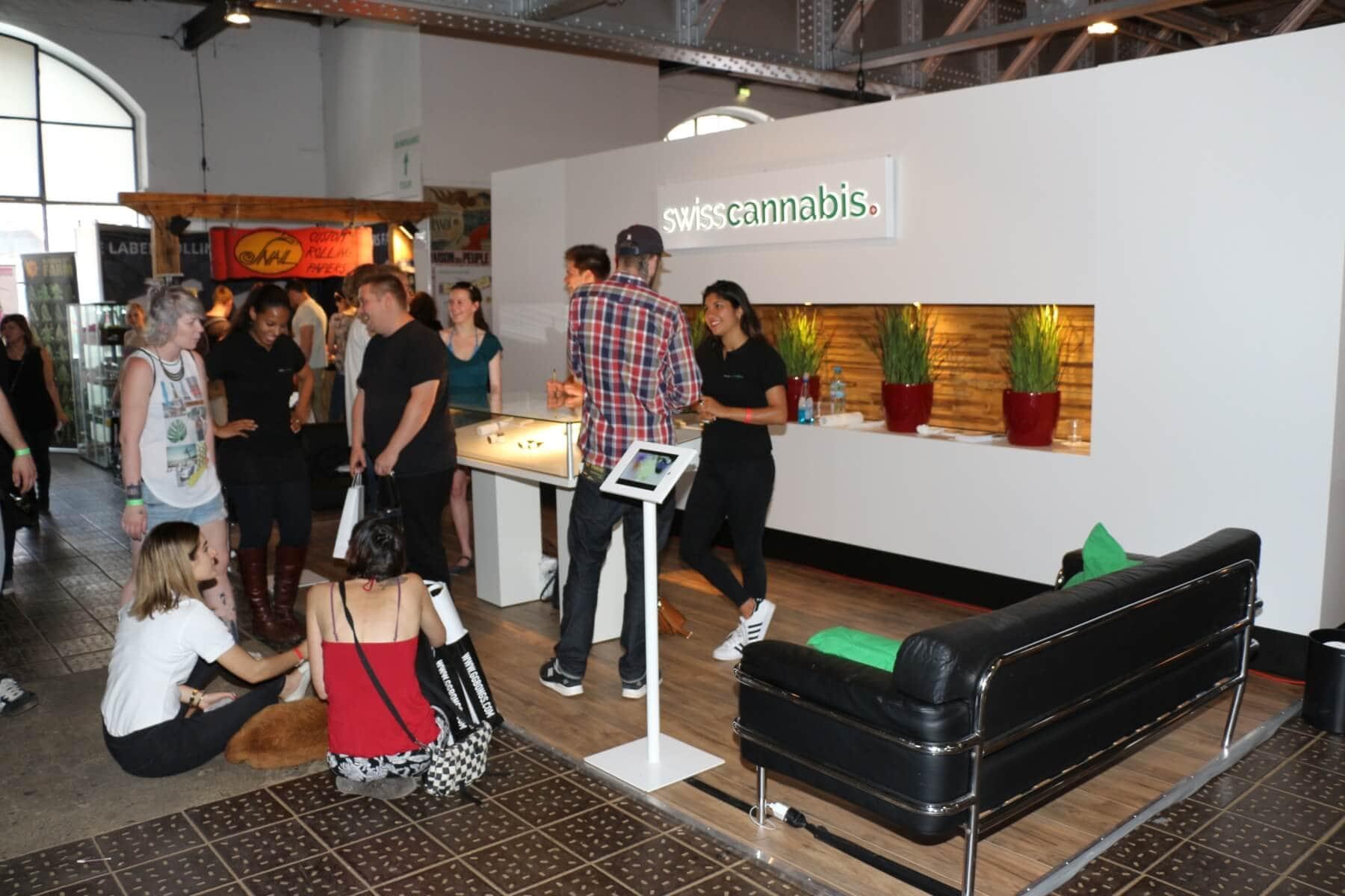 Cannabis wird wieder Medizin