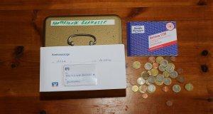 Die Hanffreunde Münster e.V. haben ein Bankkonto bei der Volksbank