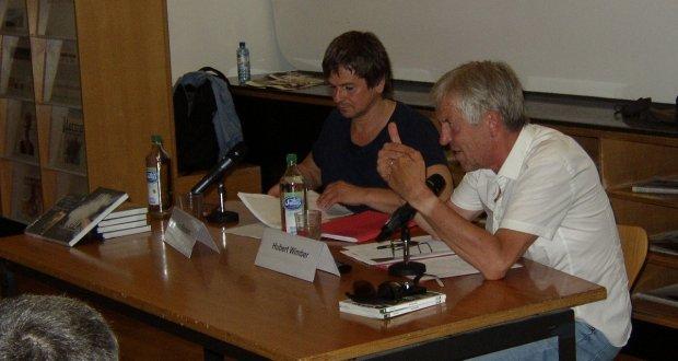 Jörg Böckem und Hubert Wimber
