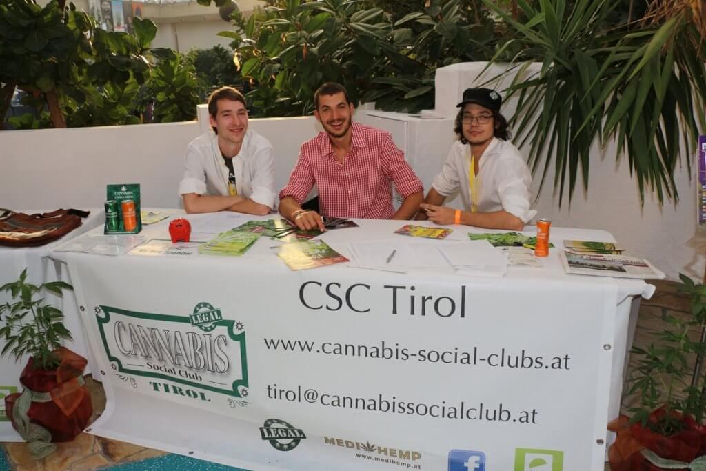 Weitere Cannabis Social Clubs in Österreich