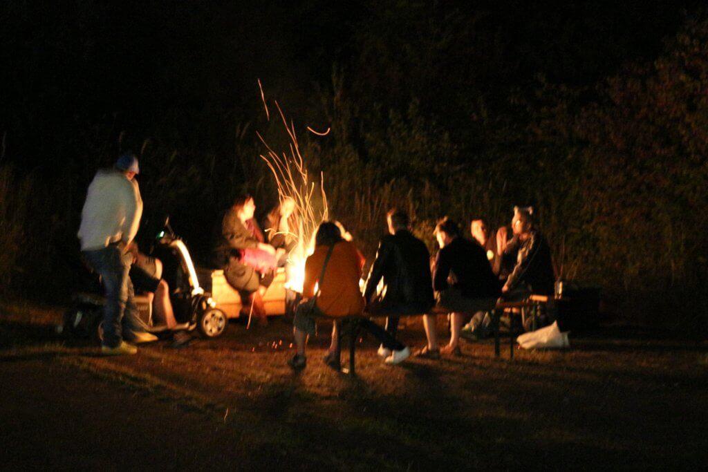 Open End auf dem Sommerfest mit Live Musik