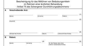 Im Schengenraum legal medizinisch kiffen